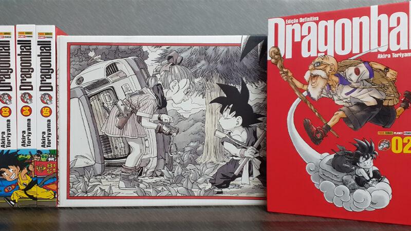 Dragon Ball: Edição Definitiva Vol. 2