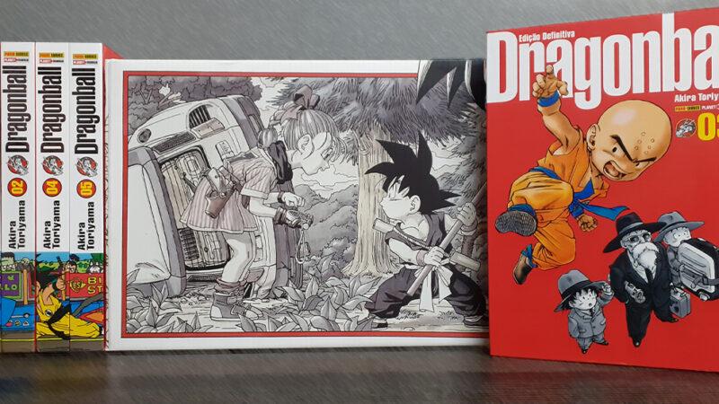 Dragon Ball: Edição Definitiva Vol. 3