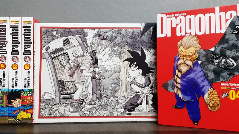 Dragon Ball: Edição Definitiva Vol. 4