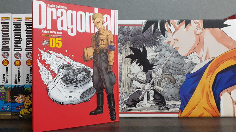 Dragon Ball: Edição Definitiva Vol. 5