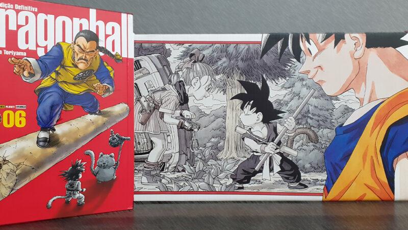 Dragon Ball: Edição Definitiva Vol. 6