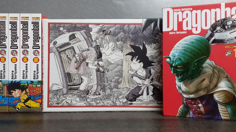 Dragon Ball: Edição Definitiva Vol. 10