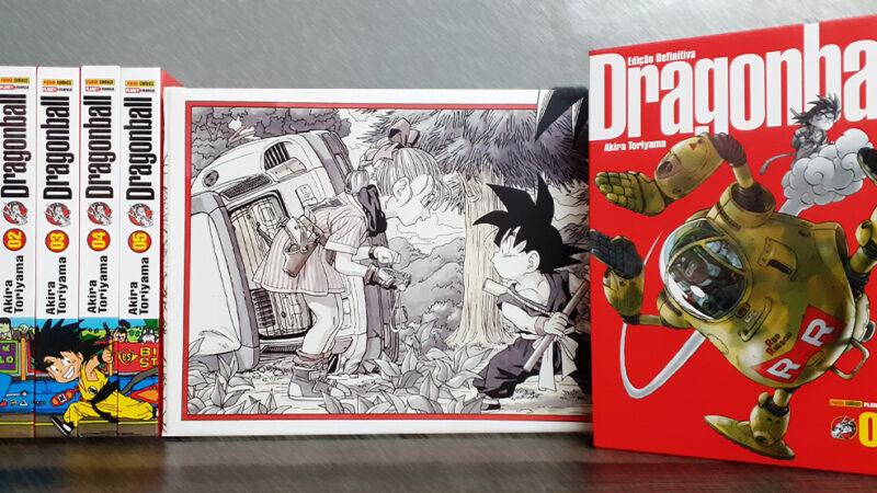 Dragon Ball: Edição Definitiva Vol. 7