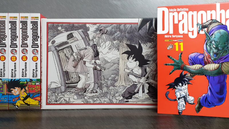 Dragon Ball: Edição Definitiva Vol. 11