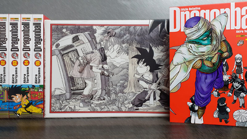 Dragon Ball: Edição Definitiva Vol. 12