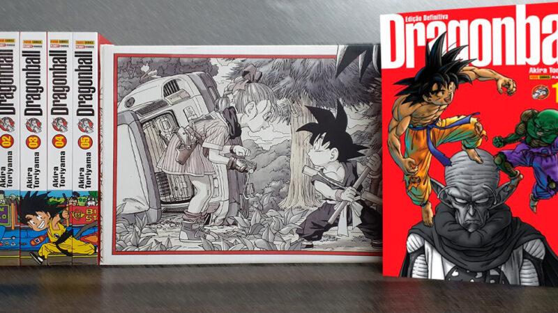 Dragon Ball: Edição Definitiva Vol. 13